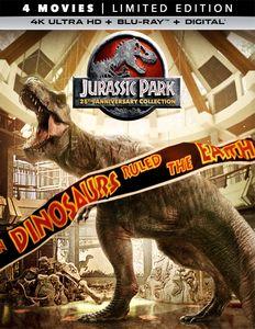 Jurassic Park 25th Anniversary Collection (Jurassic World: FallenKingdom Fandango Cash Version)