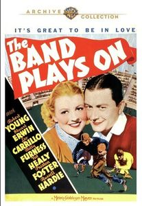 The Band Plays On , Robert Young