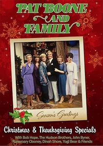 Pat Boone and Family: Christmas & Thanksgiving Specials , Pat Boone