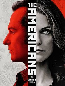 The Americans: The Complete Series , Keri Russell