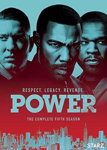 Power: The Complete Fifth Season , Omari Hardwick