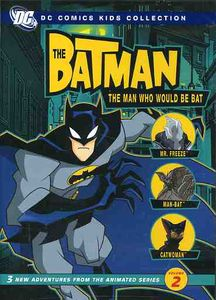 The Batman: The Man Who Would Be Bat: Season 1 Volume 2