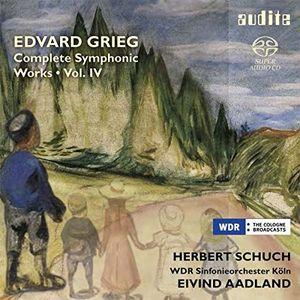 Complete Symphonic Works Iv