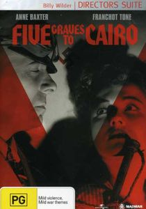 Five Graves to Cairo (Pal/ Region 4) [Import]