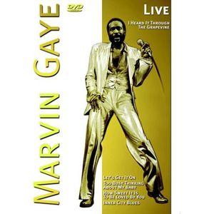 Marvin Gaye-Live [Import]