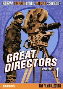 Great Directors: Volume 1