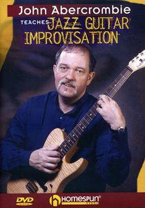 John Abercrombie Teaches Jazz Guitar Improvisation