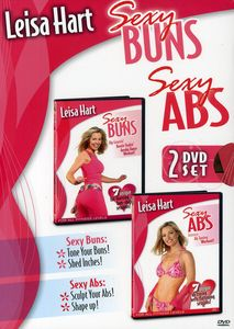 Sexy 2-Pack Buns and Abs Workouts