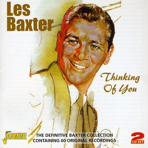 Thinking of You [Import] , Les Baxter