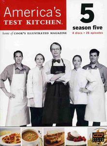 America's Test Kitchen: Season 5