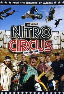Nitro Circus: Season One , Travis Pastrana