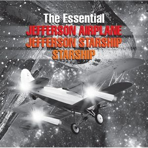 The Essential Jefferson Airplane/ Jefferson Starship/ Starship , Starship