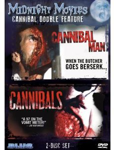 Midnight Movies - Cannibal Double Feature: Cannibal Man /  Cannibals