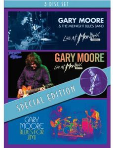 Live at Montreux 1990 /  Live at Montreux 2010 /  Blues for Jimi