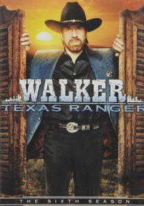 Walker Tex Ranger -Season 6