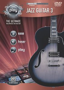 Alfred's Play Series Jazz Guitar: Volume 3
