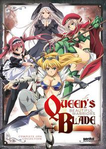 Queen's Blade: Beautiful Warriors
