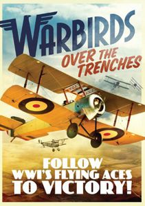 War Birds Over the Trenches , Francois le Roux