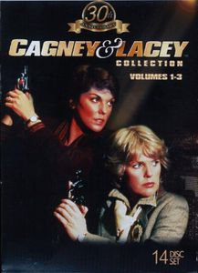 Cagney & Lacey: Volume 1 to 3