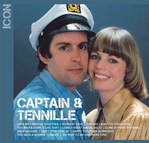 Icon , Captain & Tennille