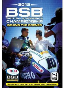 British Superbiker Behind the Scenes 2012 [Import]