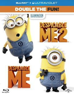 Despicable Me /  Despicable Me 2 [Import]