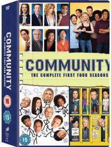 Community: Seasons 1-4 [Import]