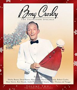 Bing Crosby: The Television Specials: Volume Two: Christmas Specials