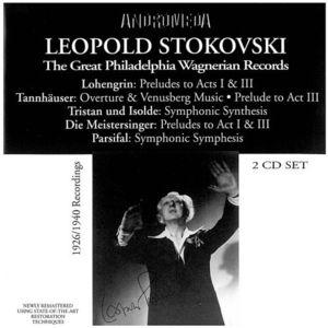 Stokowski Conducts Philadelphia