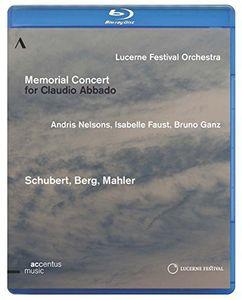 Memorial Concert for Claudio Abbado