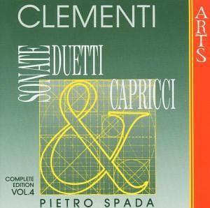 Complete Sonatas Duets & Caprices 4