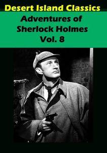 Adventures of Sherlock Holmes: Volume 8