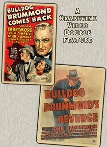 Bulldog Drummond Comes Back /  Bulldog Drummond's Revenge (1937)