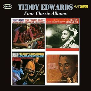 4 LPS - Teddy's Ready /  Sunset Eyes /  Together