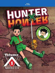 Hunter X Hunter: Volume 1 (Episodes 1-13)