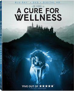 A Cure for Wellness , Jason Isaacs