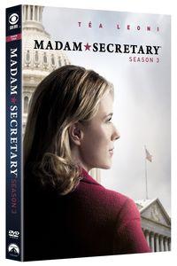 Madam Secretary: Season 3 , Geoffrey Arend