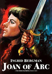 Joan of Arc , Ingrid Bergman