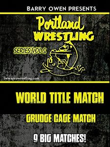 Barry Owen Presents Best Of Portland Wrestling 5