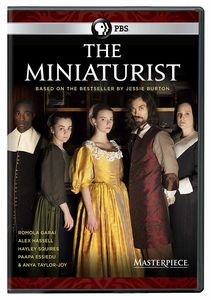 The Miniaturist (Masterpiece) , Romola Garai
