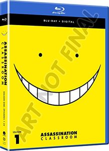 Assassination Classroom: Season One