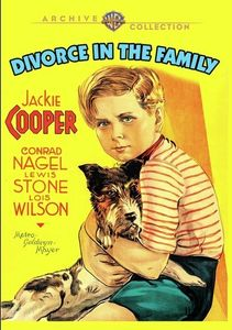 Divorce in the Family , Jackie Cooper