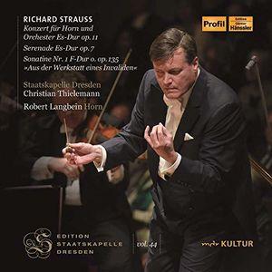 Konzert Fur Horn & Orchester Es Dur 11