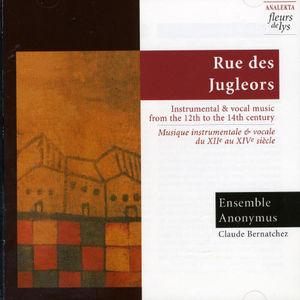 Rue Des Jungleors /  Instrumental & Vocal Music