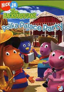 The Backyardigans: Polka Palace Party