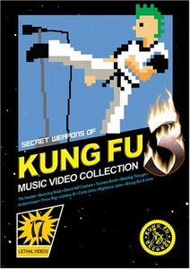 Secret Weapons of Kung Fu: Volume 3