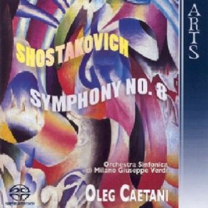 Symphony 8 in C-Minor Op 65