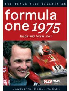 F1 Review 1975 Lauda and Ferrari, No. 1