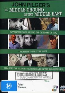 No Middle Ground in the Middle East [Import]