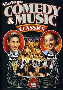 Vintage Comedy & Music Classics 2